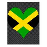 I Love Jamaica Post Card
