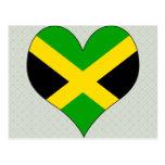I Love Jamaica Post Cards
