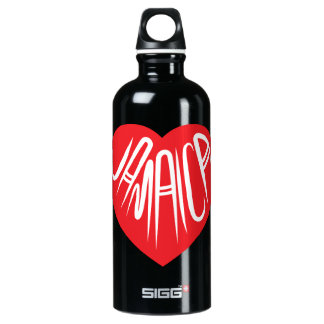I Love Jamaica SIGG Traveler 0.6L Water Bottle