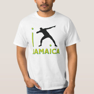 I LOVE JAMAICA T-shirt