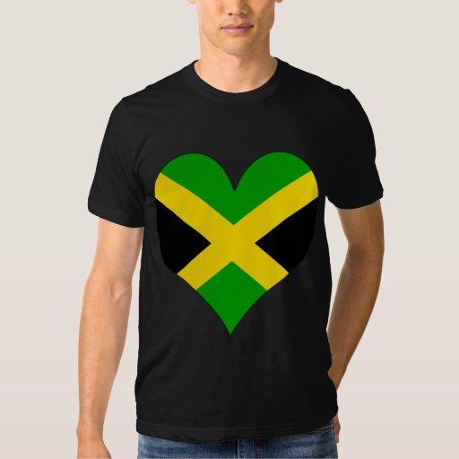 I Love Jamaica Tee Shirt