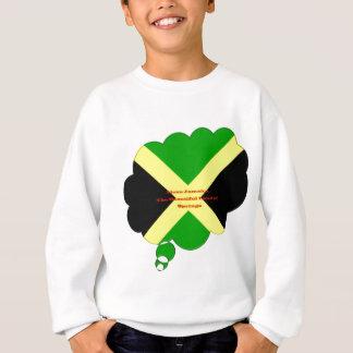 I Love Jamaica. The Beautiful Land of Springs Sweatshirt
