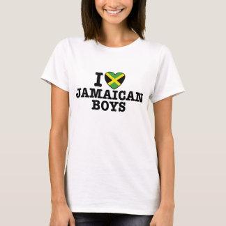 I Love Jamaican Boys T-Shirt