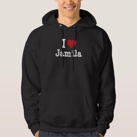 I love Jamila heart T-Shirt