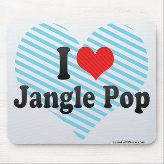 I Love Jangle Pop Mousepads