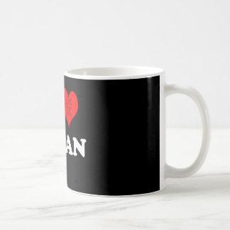 I Love Japan (Black) Mug