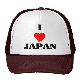 I Love Japan Trucker Hat
