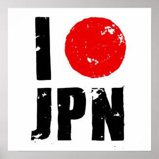 I Love Japan (I Love JPN) Poster
