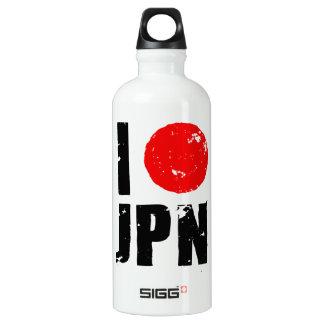 I Love Japan (I Love JPN) SIGG Traveler 0.6L Water Bottle