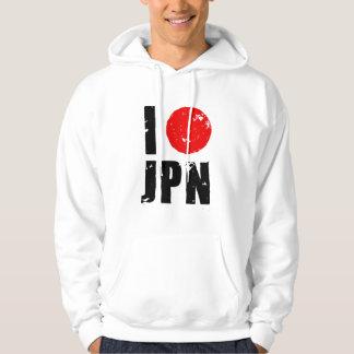 I Love Japan (I Love JPN) Sweatshirt