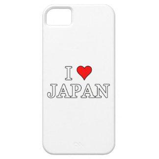 I Love Japan iPhone SE/5/5s Case