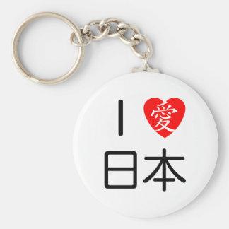 I love Japan Keychains
