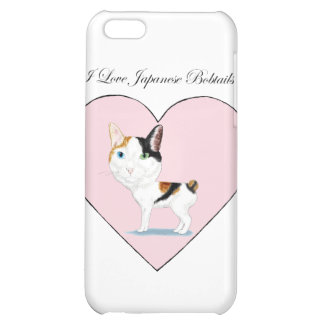 I Love Japanese Bobtails Cover For iPhone 5C