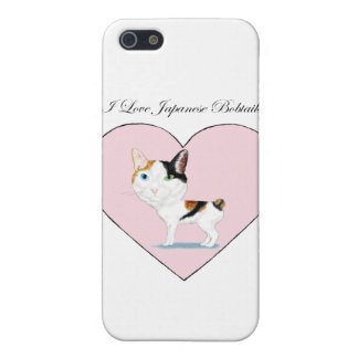 I Love Japanese Bobtails Cases For iPhone 5