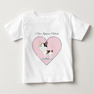 I Love Japanese Bobtails Tshirt