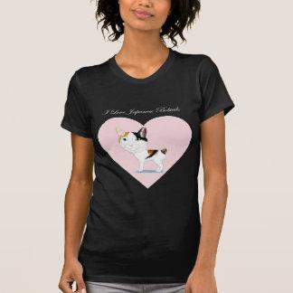 I Love Japanese Bobtails Shirt