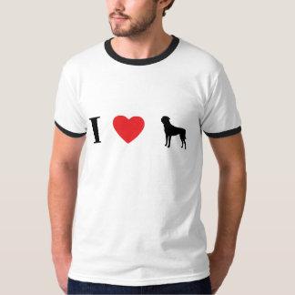 I Love Japanese Tosas T-Shirt