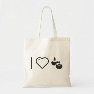 I Love Japans Budget Tote Bag