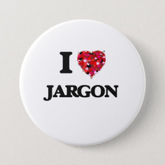 I Love Jargon Button
