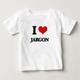 I Love Jargon T-shirts