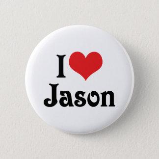 I Love Jason Button