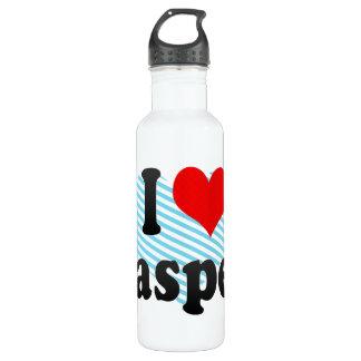 I love Jasper Water Bottle