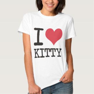 I Love JAVA - KETCHUP - KITTY Products & Designs! Shirt