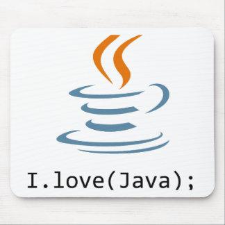I.love(Java); Mouse Pad