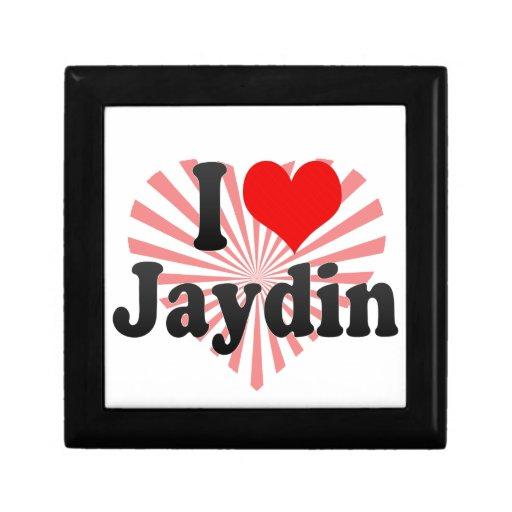 I love Jaydin Trinket Boxes