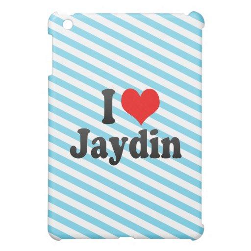 I love Jaydin iPad Mini Covers