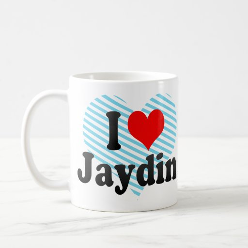 I love Jaydin Coffee Mugs