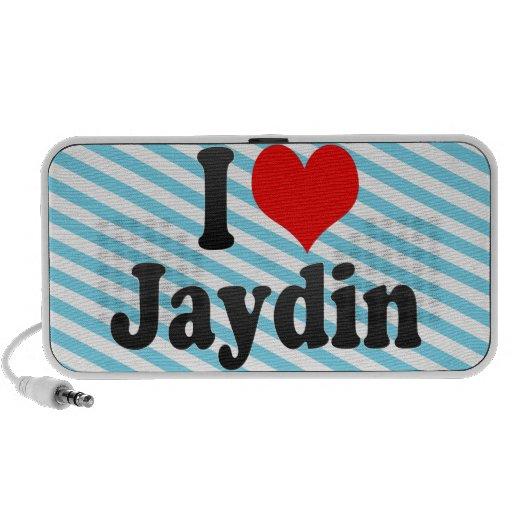 I love Jaydin Mp3 Speakers
