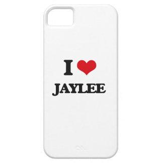 I Love Jaylee iPhone 5 Case