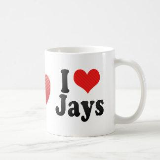 I Love Jays Mugs