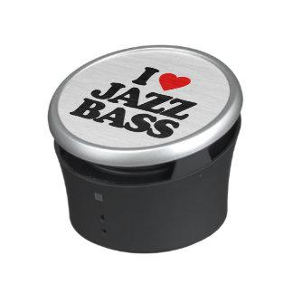 I LOVE JAZZ BASS BLUETOOTH SPEAKER