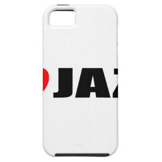 I Love Jazz iPhone 5 Case