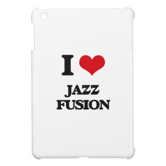 I Love JAZZ FUSION Case For The iPad Mini