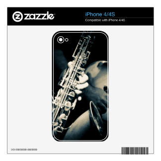 I love jazz...iPhone skin Skins For iPhone 4S