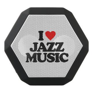 I LOVE JAZZ MUSIC BLACK BLUETOOTH SPEAKER