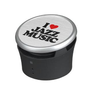 I LOVE JAZZ MUSIC SPEAKER