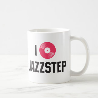I love jazzstep coffee mug