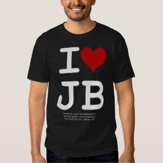 I love JB (blk) T-Shirt