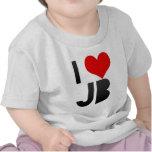 I Love JB Tee Shirt