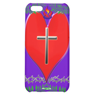 I Love JC -  Cover For iPhone 5C