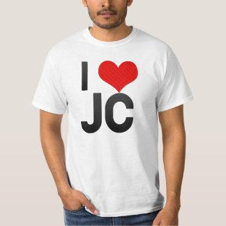 I Love JC Tee Shirt