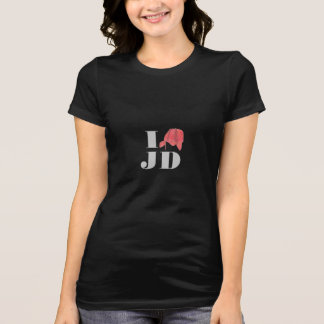 I love JD t shirt - Catcher in the Rye