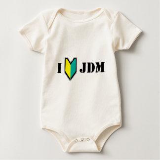 I love JDM Bodysuit