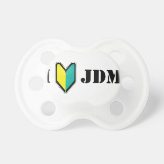 I love JDM BooginHead Pacifier