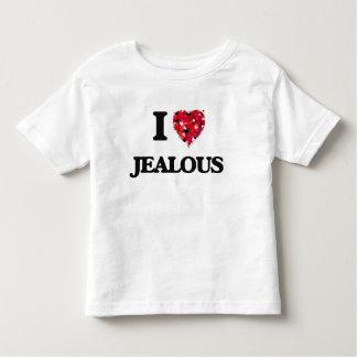 I Love Jealous Tshirt