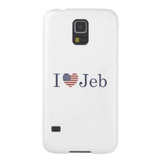 I Love Jeb Case For Galaxy S5